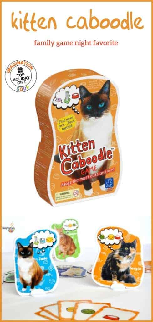 kitten caboodle game is a family game night favorite