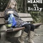 What is Bullying? Meanie vs. Bully