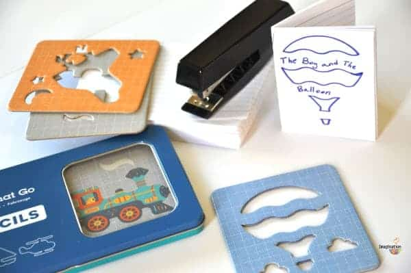 Make Your Own Note Card Book