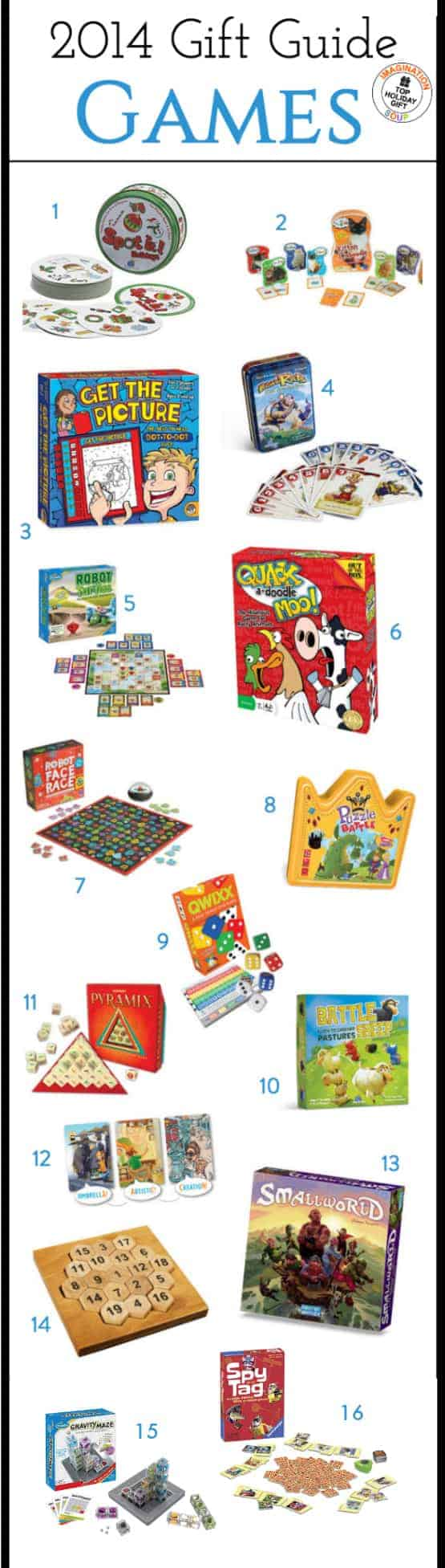 2014 Gift Guide Learning Games