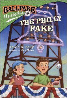 Ballpark Mystery good books for 8 year olds