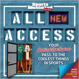 Behind the Scenes Pass to the Coolest Things in Sports