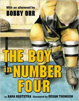 Boy in Number Four