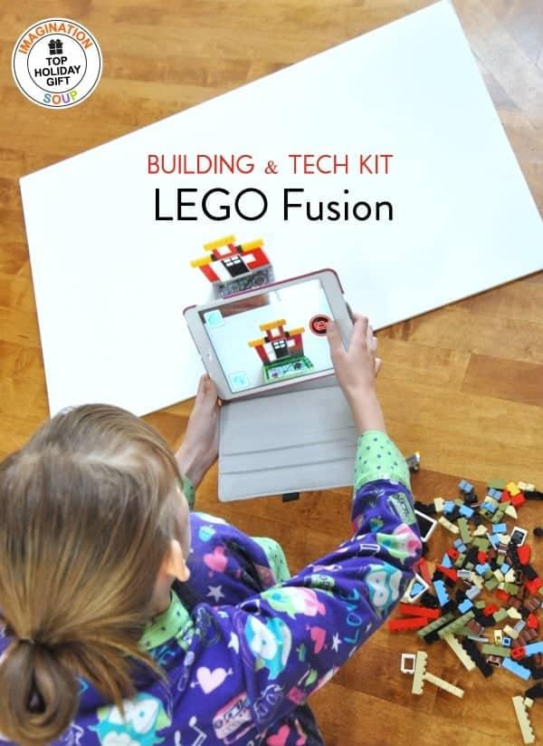 LEGO Fusion Kit