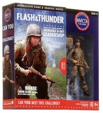 Flash and Thunder cool gifts for 12-year old boys