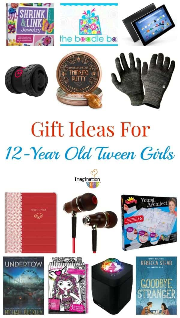 - Gifts For 12-Year Old Girls Imagination Soup