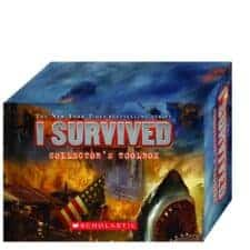 I Survived Boxed Set 9 year old boys book recommendation