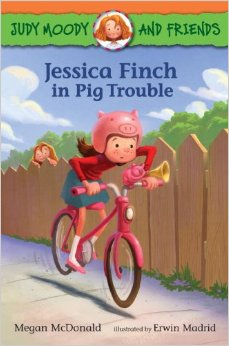 Jessica Finch good books for 7 year olds