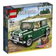 LEGO Mini Cooper Gifts for 12-Year Old Boys