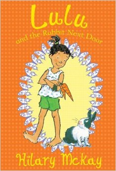 Lulu Rabbit good books for 8 year olds