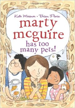 Marty McGuire good books for 8 year olds