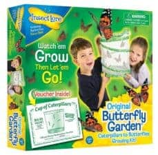 Original Butterfly Garden gifts for 9 year olds