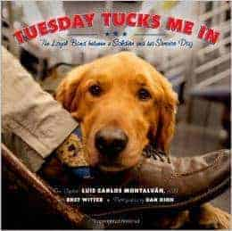 Tuesday Tucks Me In Dog Picture Books That Kids Love
