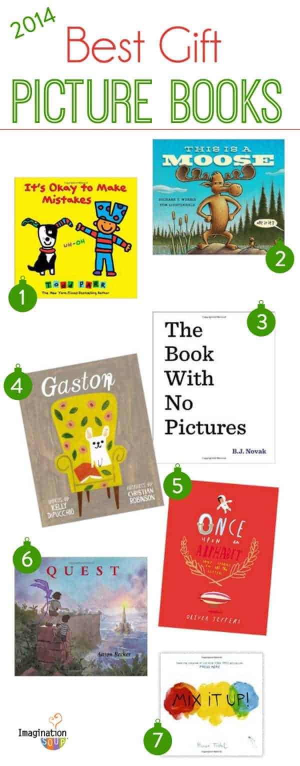 best picture books 2014