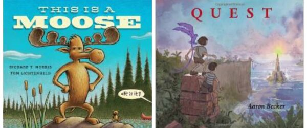 Best Picture Books of 2014