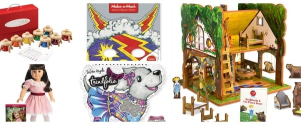 Christmas Gifts for Kids That Spark Imagination