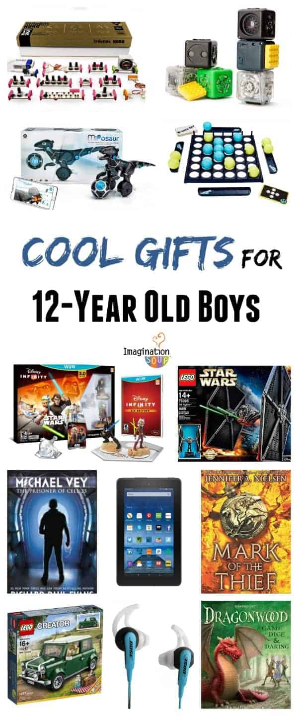 11 and 12 year old boys christmas gifts