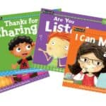 MySELF Social Emotional Learning Books