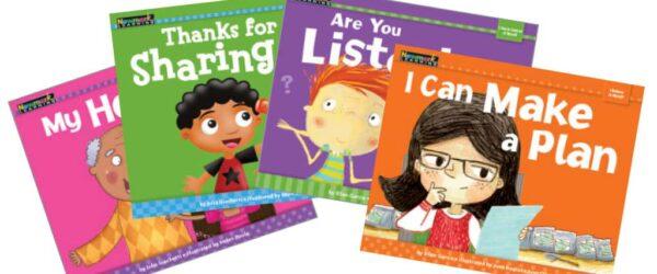 MySELF Social Emotional Learning Books