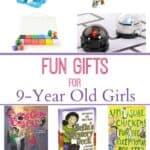Gifts for 9-Year Old Girls