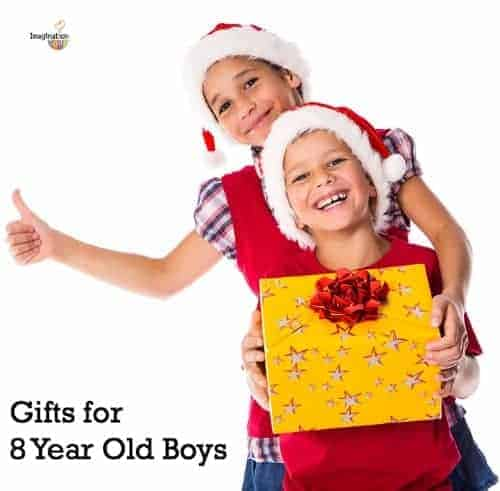 gifts for 8 year old boys