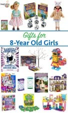gifts for 8-year old girls