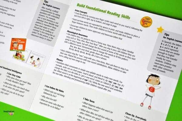 Social Emotional Learning Books