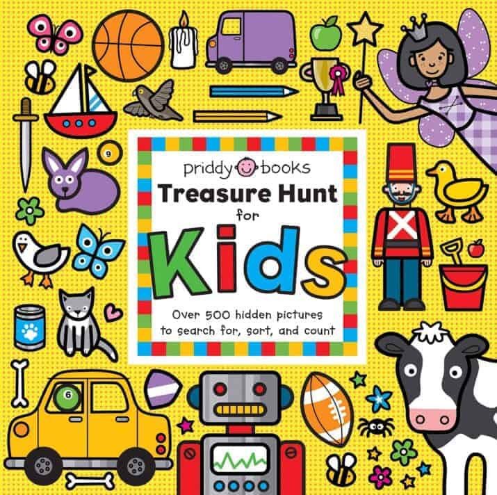 Seek and Find Puzzle Books