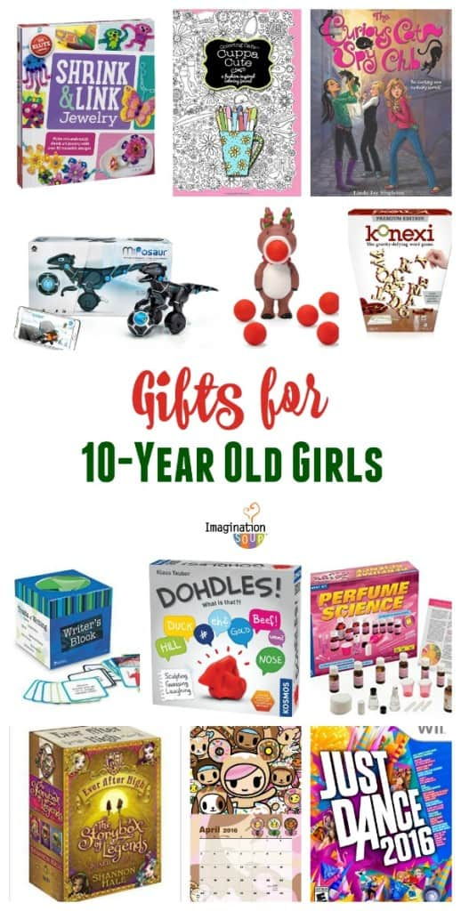 Gifts for 10 Year Old Girls | Imagination Soup