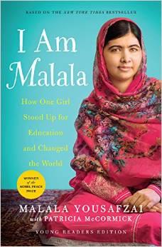 Malala Nobel Peace Prize winner
