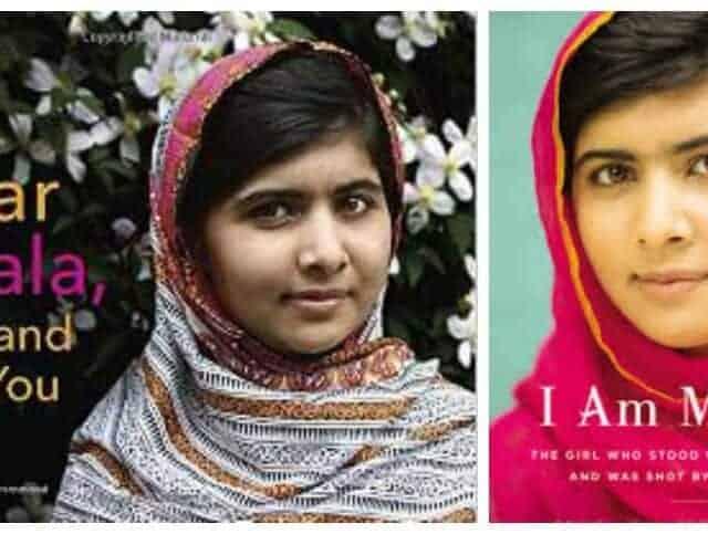 books about Malala Yousafzai