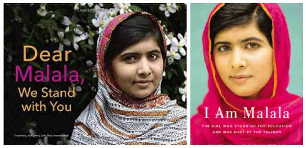 books about Malala Yousafzai