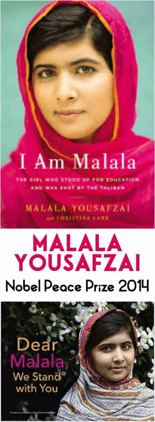 Malala Nobel Peace Prize -- youngest winner