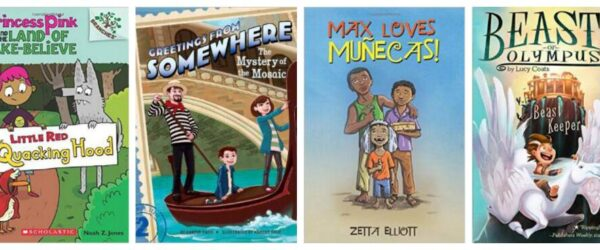 10 Terrific Beginning Chapter Books (2014 Cybils)