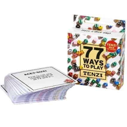 77 Ways to Play Tenzi