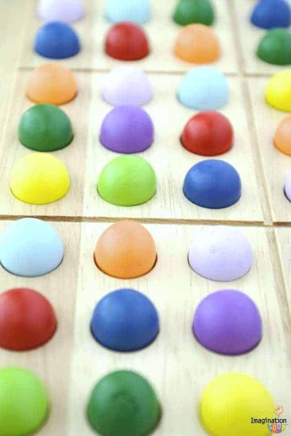 Educational ColorKu Logic Game