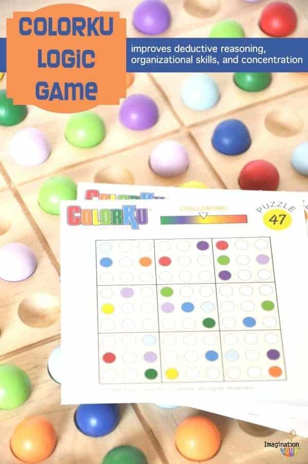Sudoku-like game, ColorKu