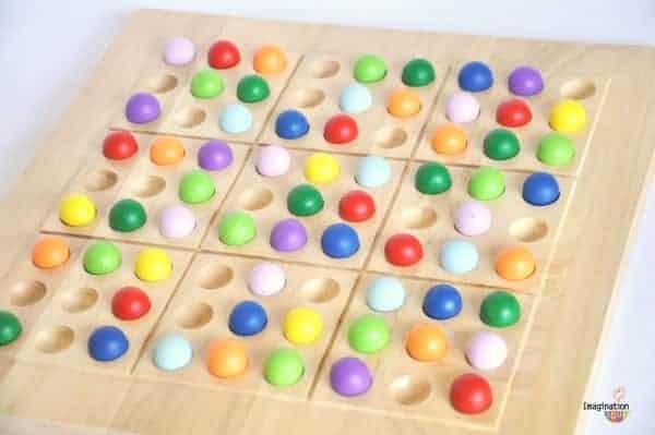 colorku logic game
