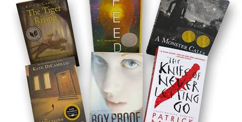 Win Candlewick YA Books on Top 100 Book List