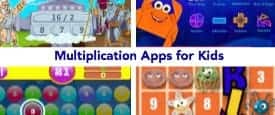 multiplication apps for kids