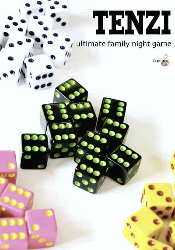 Tenzi the Ultimate Family Night Game