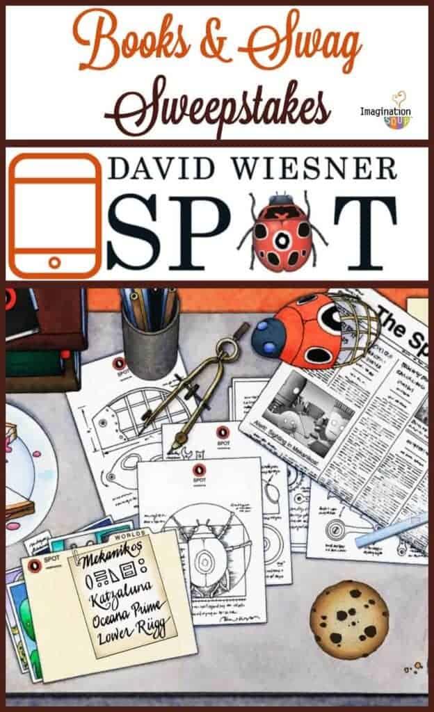 David Wiesner's New App Spot