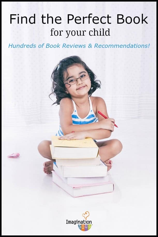 hundreds of book reviews and recommendations for every age from 5 to 13