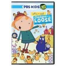 Whats New From PBSKids Peg Cat Show