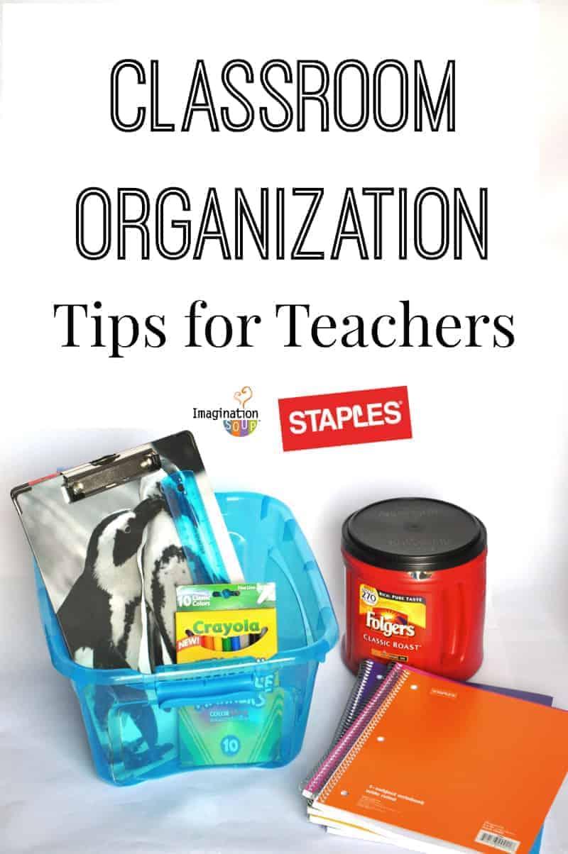 classroom organization ideas for teachers