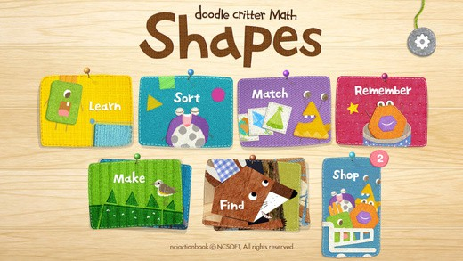 Geometry Apps For Kids