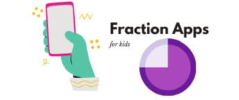 fraction apps for kids