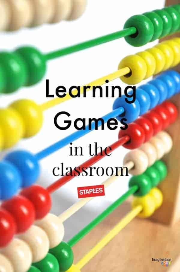 Using Education Games in the Classroom | Imagination Soup