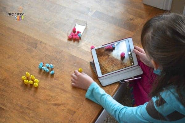Photo Story Starter Idea for Kids