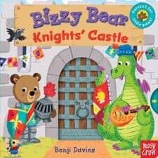 Bizzy Bear Board Book